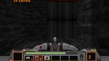 Another shot of the first dungeon.