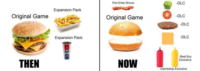 Gaming Burgers