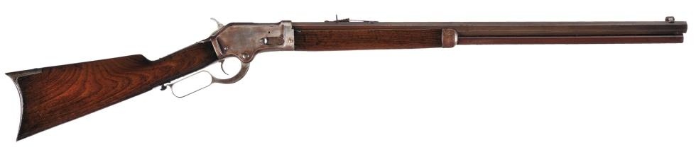 Lever gun