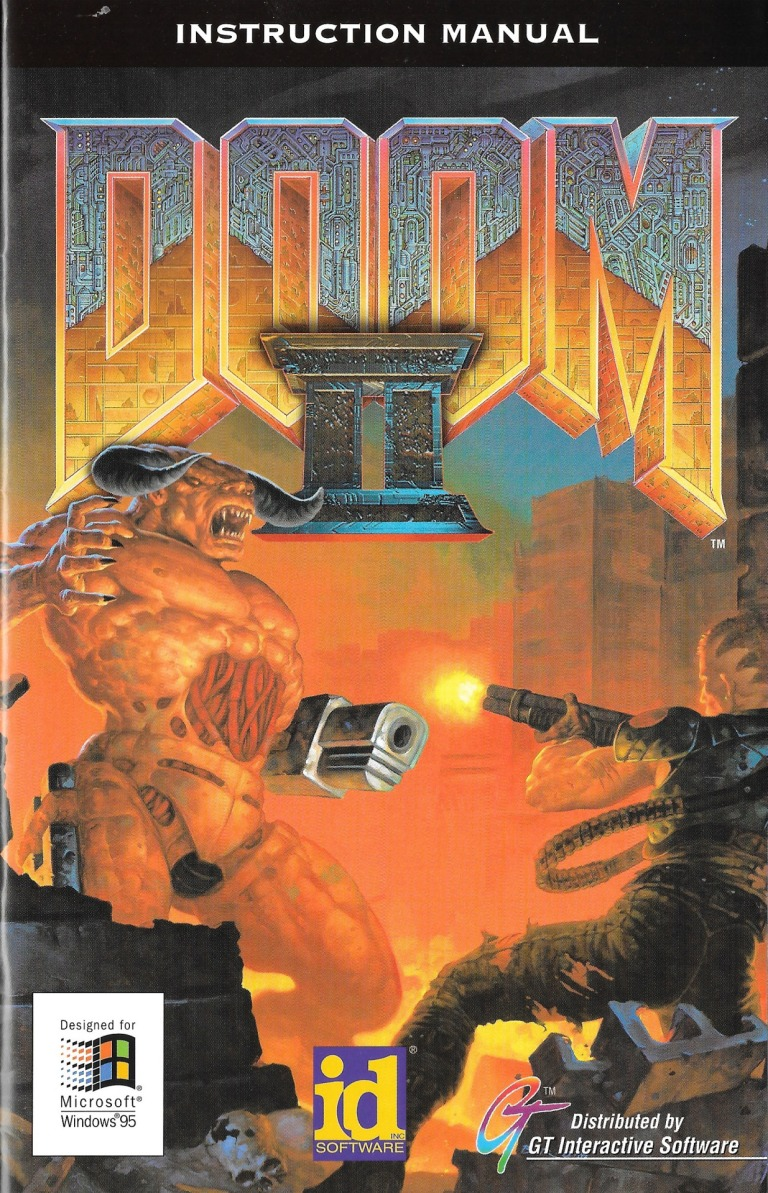 doom-ii-instruction-manual