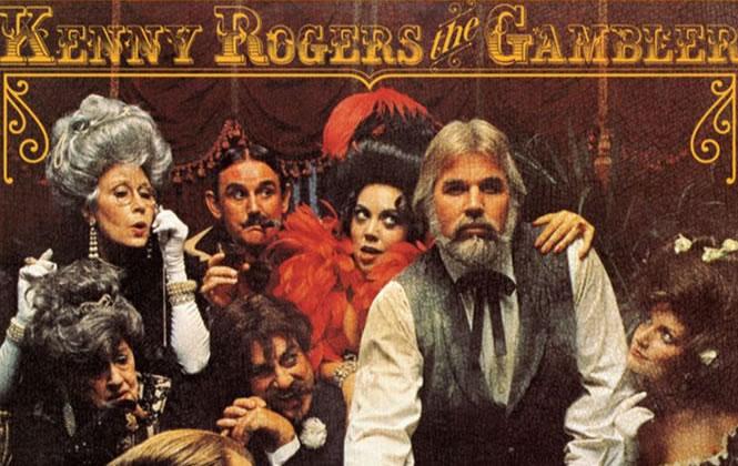 The gambler song lyrics