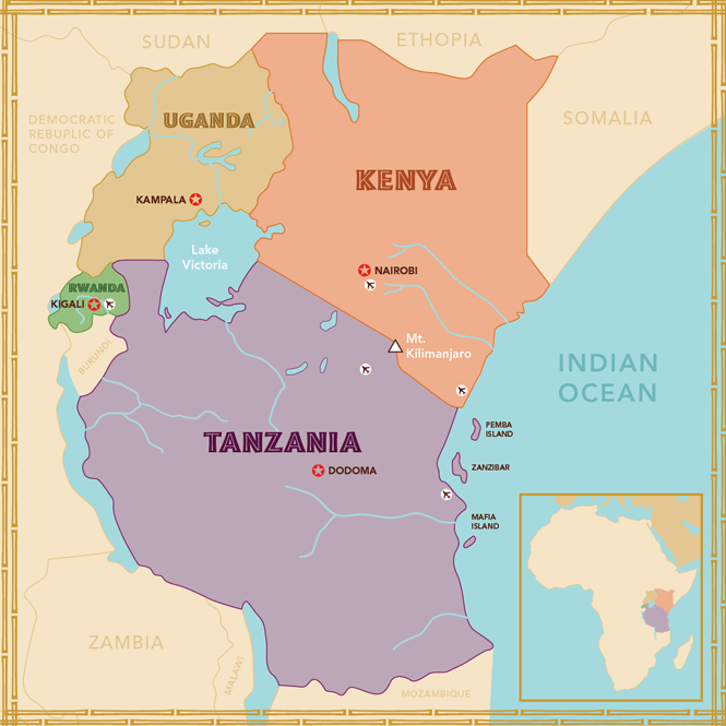 ujuzi_eastafrica_regional_map