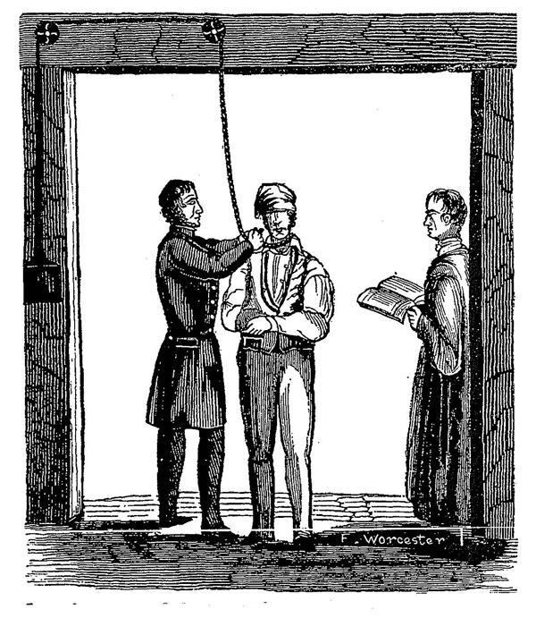 gallows-drawing