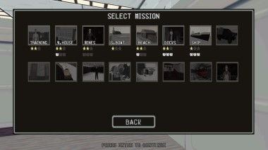 This level selection screen is likely influneced by Goldeneye 64